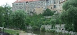 Český Krumlov je ideálním místem k relaxaci i zábavě