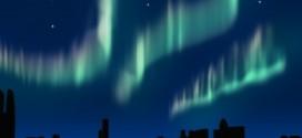 Jak vzniká polární záře