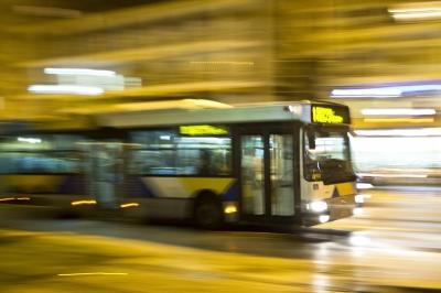 Idos jízdní řády vlaků a autobusů