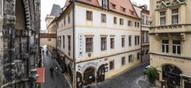 Hotel Černý Slon nabízí luxusní ubytování v centru Prahy
