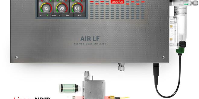 Biogas Measurement Using Modern Analyzer   EN