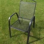 Kovový zahradní nábytek 1