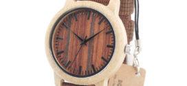 Zakupte online pánské dřevěné hodinky