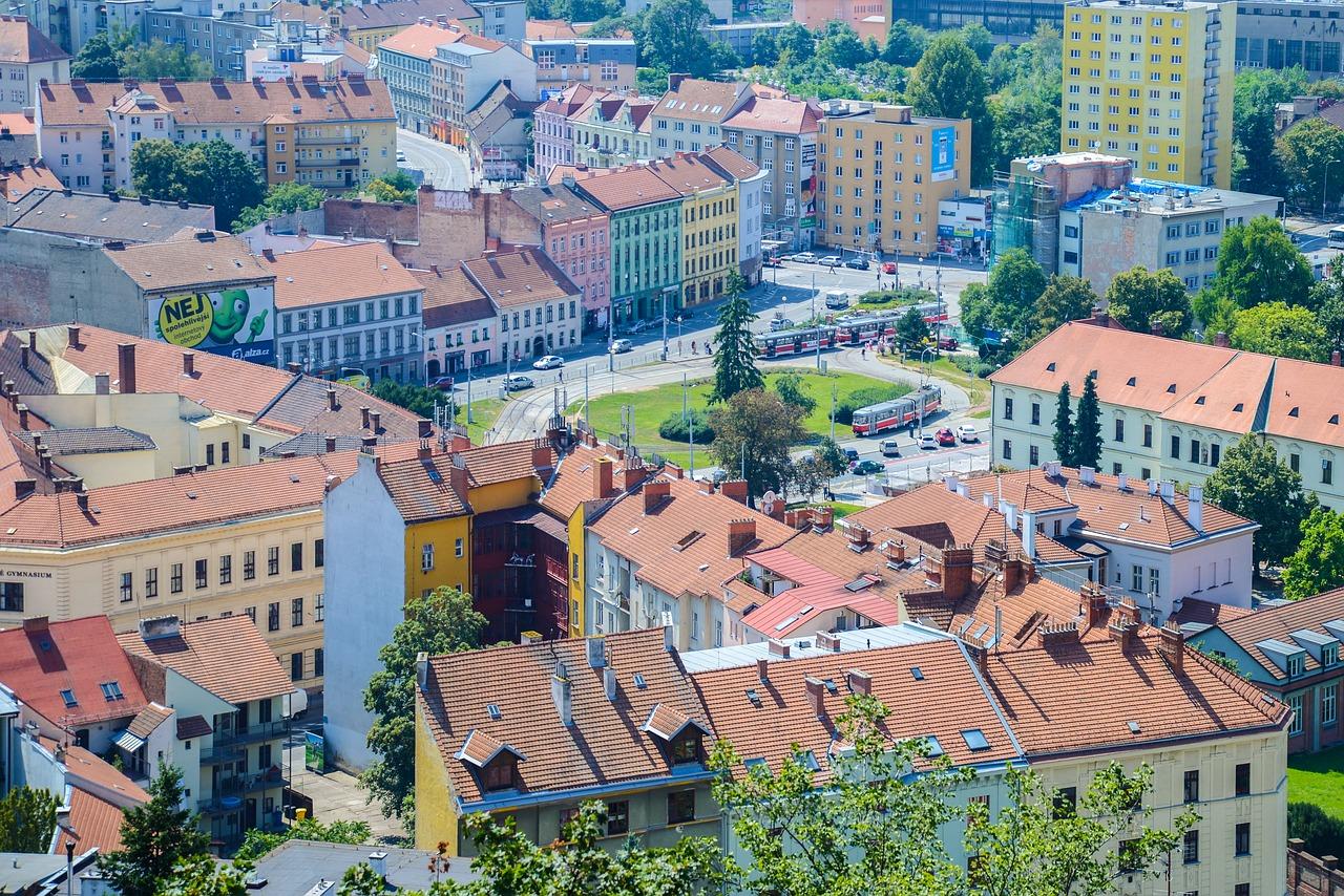 Brno je malebné moravské město s bohatým vyžitím