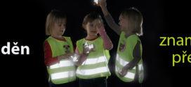Nepodceňujte reflexní vesty pro děti