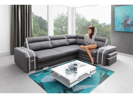 Sedací soupravy pro moderní obývací pokoje