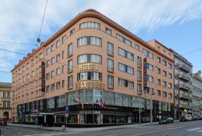 Pražské hotely jsou pověstné snad po celém světě