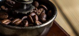 Dokonalá chvilka s kávou famózní chuti. Melte kávu doma!