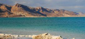 Dopřejte si ozdravný pobyt u Mrtvého moře