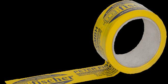 Poznejte přínos lepicí pásky s potiskem