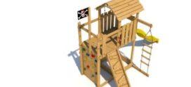 Skluzavky a dětská hřiště potěší každou ratolest