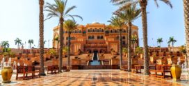 Zájezd do Spojených arabských emirátů s německou cestovkou