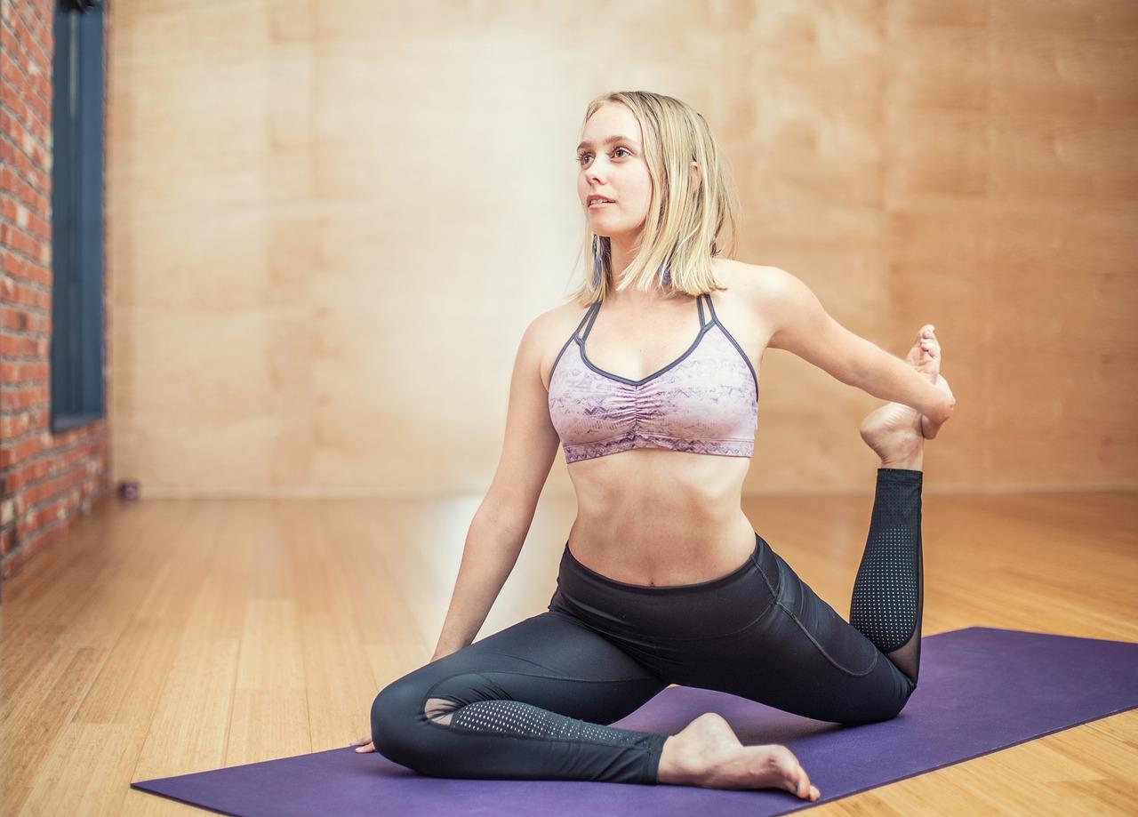 Pilates versus aerobic