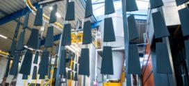 Prášková lakovna nabízí moderní technologie