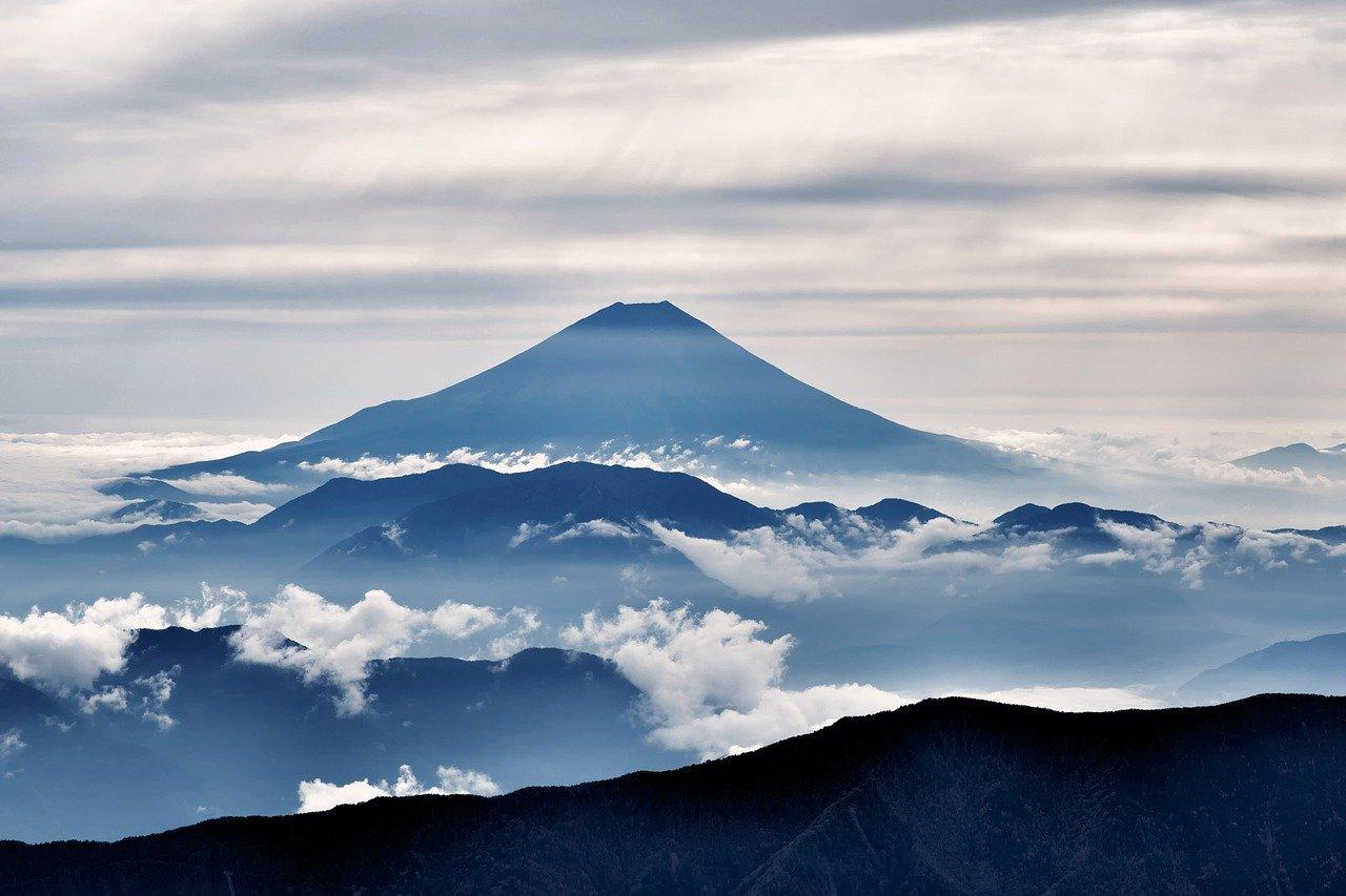 Co můžete vidět v Japonsku