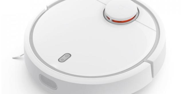 Robotický vysavač Xiaomi Mi Robot Vacuum uklidí za vás