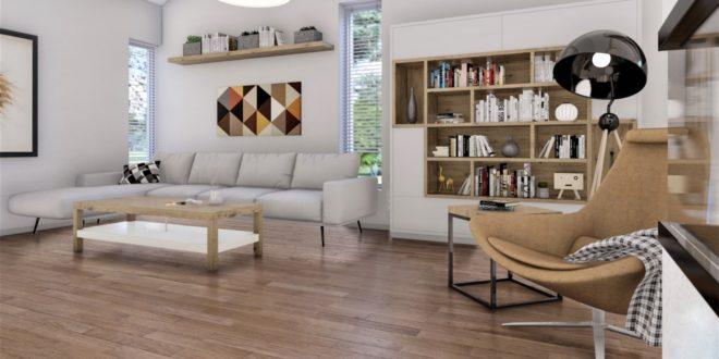 Návrhy interiérů – to je bydlení bez chyb