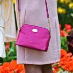 dámská kabelka ruzova