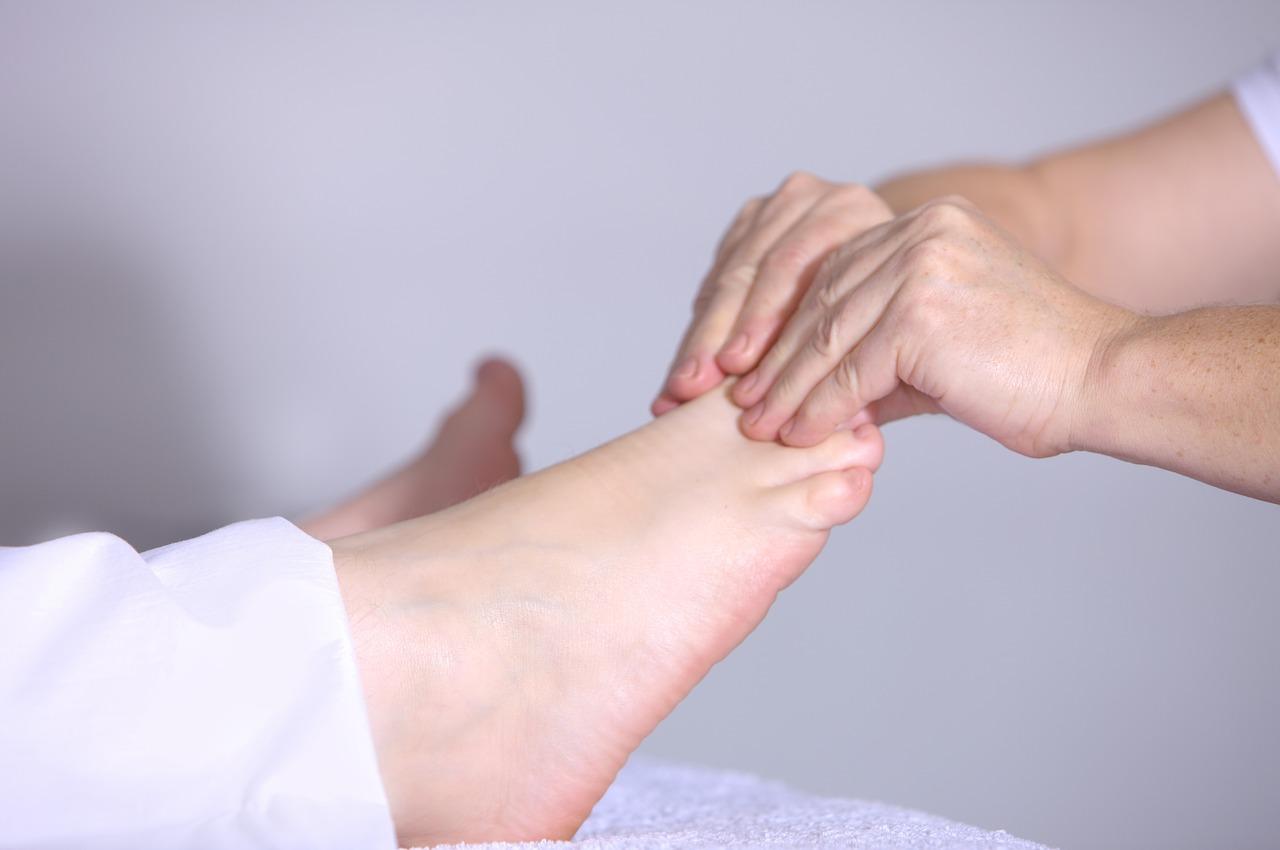 Zbavte se zápachu nohou snadno a rychle