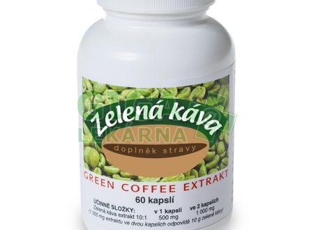 Konec klasické kávy, nyní je populární zelená káva
